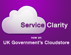 Anaeko's ServiceClarity now on UK Government Cloudstore