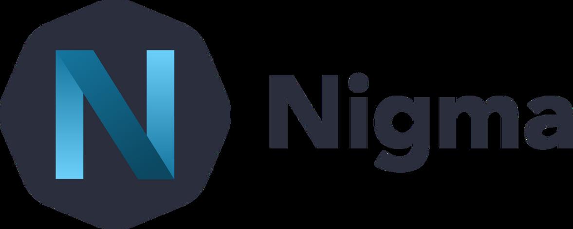 Nigma Logo - Open Data