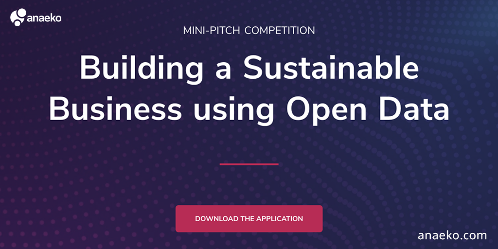 Open Data Business event competition